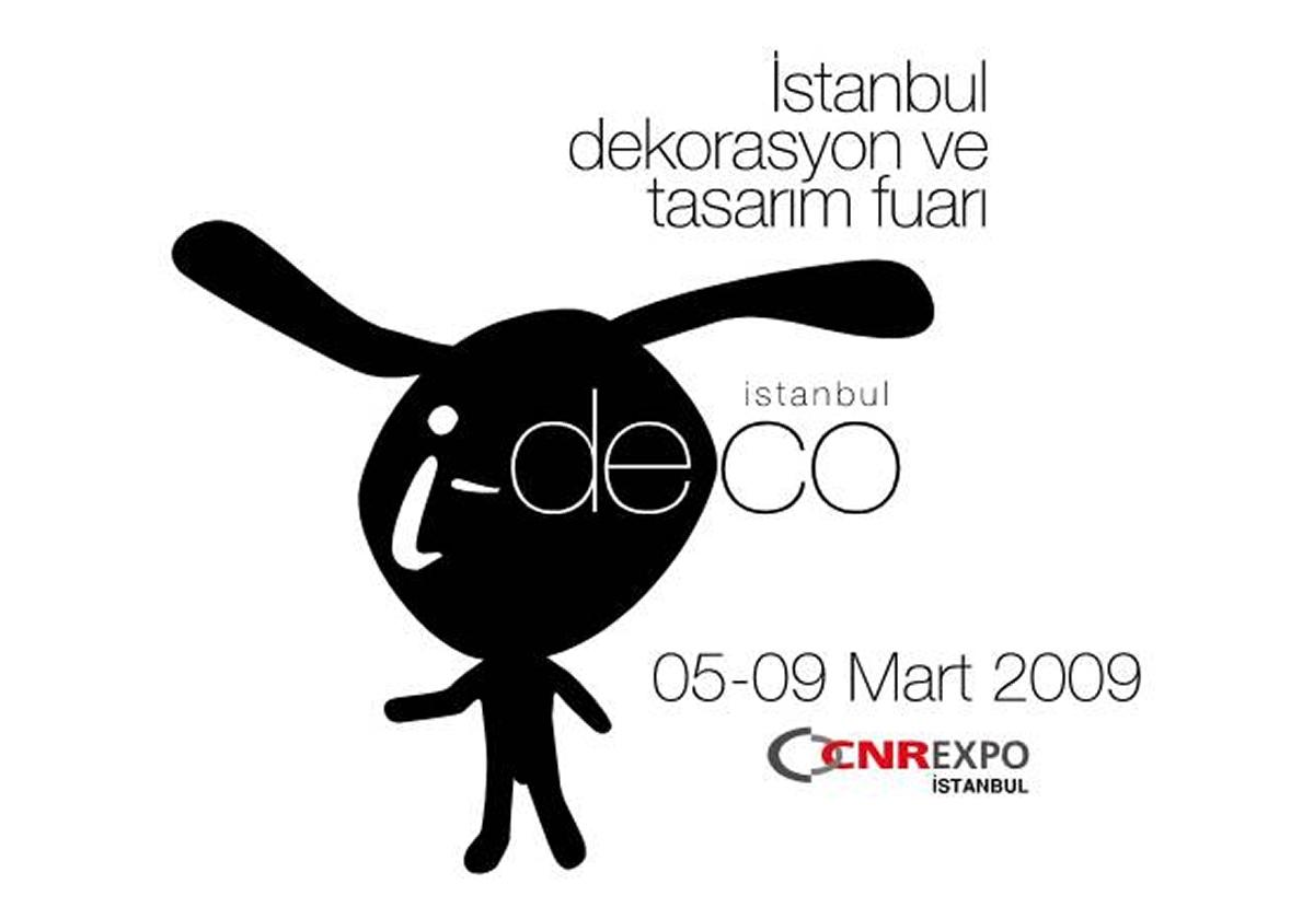 Dekorasyon ve Tasarım Fuarı 05 - 09 Mart 2009