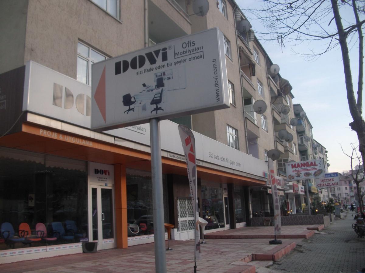Dovi Ofis Mobilyaları Tokat Şubesi Açıldı.