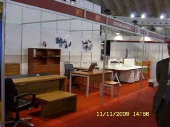 Belgrad Uluslararası Mobilya Fuarı 2009