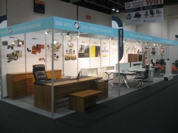 معرض دبي الأثاث في فبراير 2010