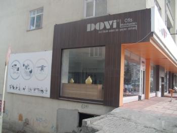 Открытие филиала Dovi в городе Токат.