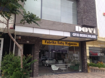 Opening of Dovi Office Furniture Branch in Ankara.