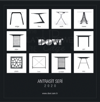 Antrasit Seri Katalog